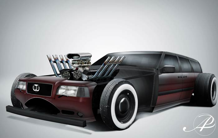 Passionate about automobile and science-fiction.
